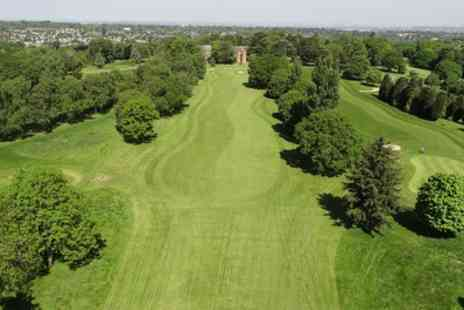 Coulsdon Manor & Golf Club - 1 Night Stay for Two with Breakfast and Two Course Dinner - Save 33%