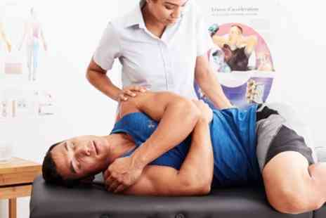 LD Sports Therapist - One hour Sports Massage with Consultation - Save 46%