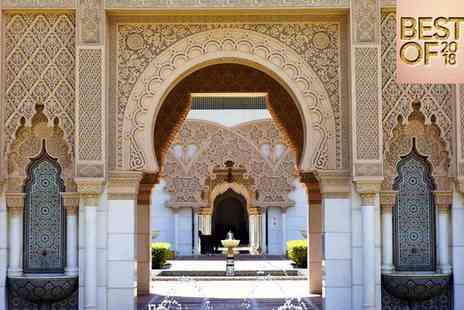 Be Live Experience Marrakech Palmeraie - Best of 2018 All Inclusive Break with Breathtaking Views for two - Save 0%