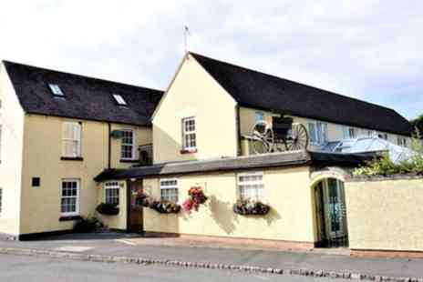 The New Inn Hotel - One or Two Nights with Breakfast, Carvery Dinner and Option for Spa Day Pass - Save 0%