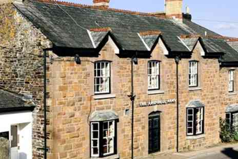 The Arundell Arms Hotel - Two night getaway with breakfast - Save 71%