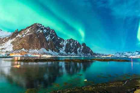Super Escapes Travel - Two or three night Iceland stay with breakfast and return flights - Save 34%