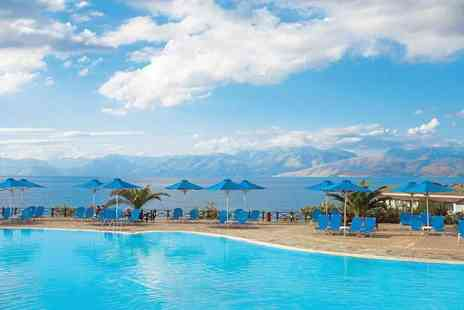 Super Escapes Travel - Five or Seven night all inclusive Corfu holiday with return flights - Save 47%