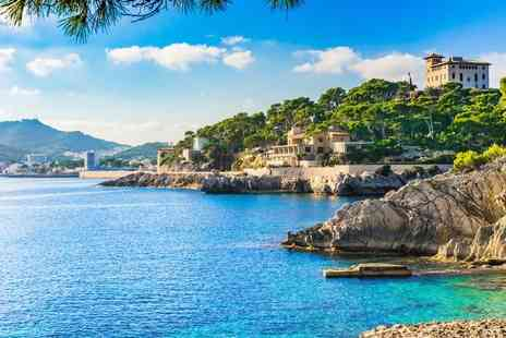 Super Escapes Travel - Two, three, five or seven night all inclusive Mallorca escape and flights - Save 43%