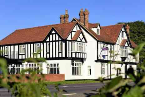 Mercure Thame Lambert Hotel - One Night Stay for Two with Breakfast and Options for Dinner and Afternoon Tea - Save 41%