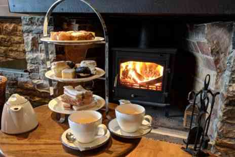 The Windermere Hotel - Classic or Celebration Afternoon Tea for Two or Four - Save 53%