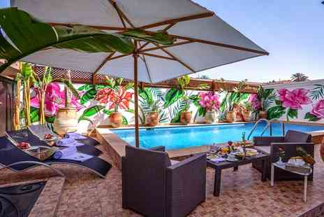 Majorelle City Center Boutique Hotel & Spa - Artistic Boutique Stay For Two near Majorelle Gardens - Save 54%