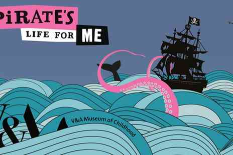 V&A Museum of Childhood - Pirate Fun at the V&A Museum of Childhood - Save 0%