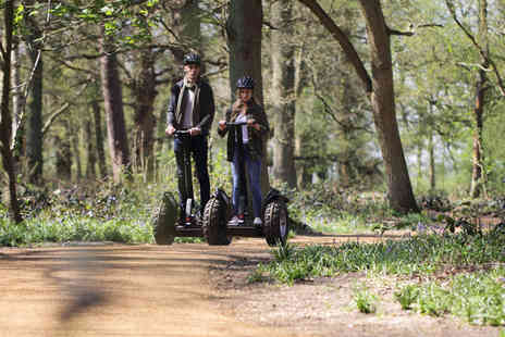 The Grove - Woodland Trail Segway Experience for Two - Save 0%