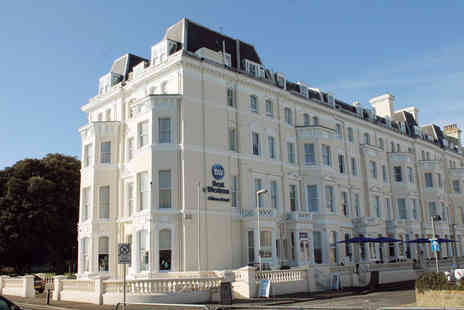 Best Western Clifton Hotel - One or two night coastal stay for two people with breakfast, three course dinner - Save 33%