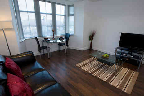 Aberdeen Serviced Apartments - One, two or three night serviced apartment stay for two - Save 46%