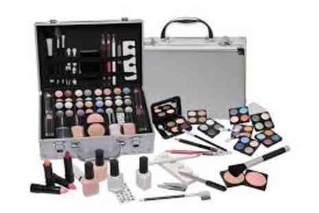 Forever Cosmetics - 51 piece urban beauty vanity case - Save 68%