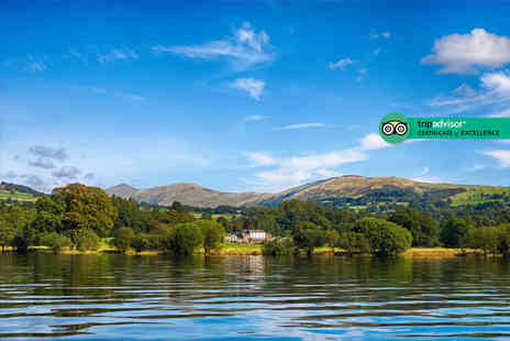 1 Park Road - One or two night Windermere stay in a standard room for two people with breakfast and treats - Save 69%