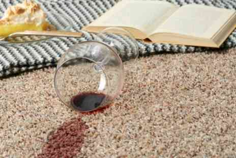 Fast Cleaning Dundee - Carpet Cleaning for Up to Four Rooms and Hallway - Save 40%