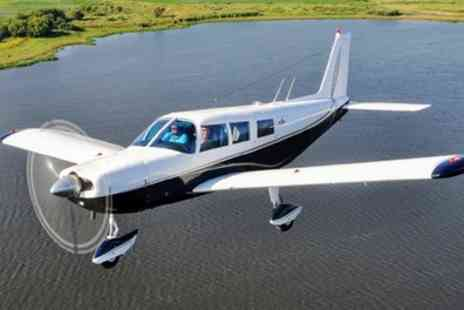 Blue Yonder Air Tours - 30 Minute Silver Flight Experience for Two or Up to Five - Save 44%