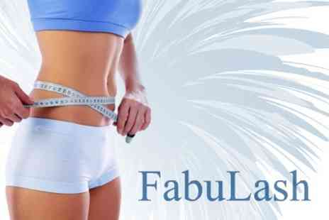 FabuLash - Three Sessions of iLipo - Save 71%