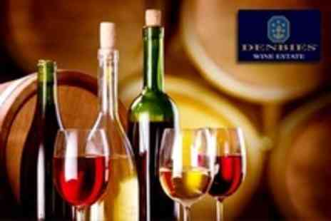 Denbies Wine Estate - Wine and Local Food Tasting For Four - Save 61%
