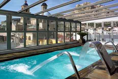 Hotel Hospes Amerigo - Rooftop Spa Hotel Stay For Two with Cathedral Views - Save 50%