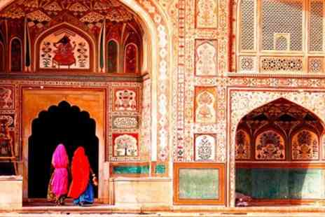 Lumle Holidays - Deluxe 9 night India tour including flights & Taj Mahal - Save 0%