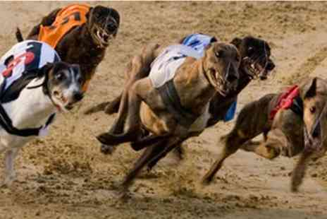 Central Park Sittingbourne - Two tickets to greyhound racing with a racecard, meal, drink and a bet each on 4 January To 29 March - Save 0%