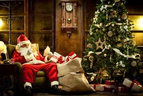 Moviescape - Santas Cabin Escape Room Game for Up to Six - Save 54%