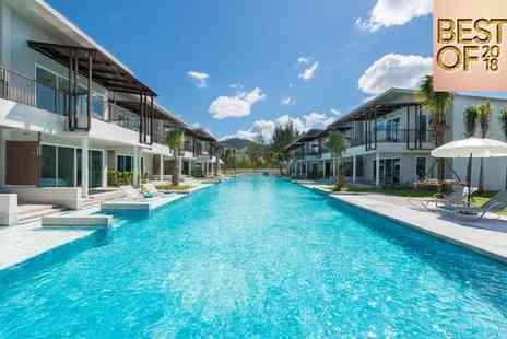 The Waters Khao Lak - Best of 2018, Four Star Sophisticated Island Escape - Save 75%