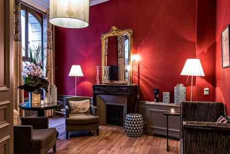 Louison Hotel - Three Star Stylish Retreat For Two in the Heart of the City of Love - Save 67%