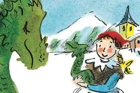 Skewbald Theatre - Mimi and the Mountain Dragon - Save 30%