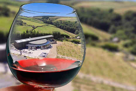 Holmfirth Vineyard - Vineyard tour, wine tasting and brunch for two people - Save 44%