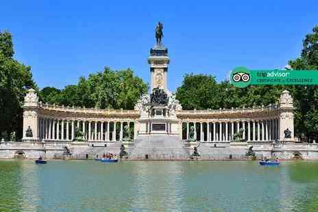 Bargain Late Holidays - Two or three night Madrid getaway with flights - Save 38%
