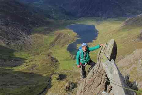 gibbon adventures - Snowdonia rock climbing Course - Save 0%