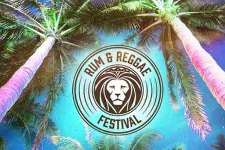 Rum & Reggae Festival 2018 - One VIP day or night ticket to Rum and Reggae Festival on 2 February To 8 June 2019 - Save 49%
