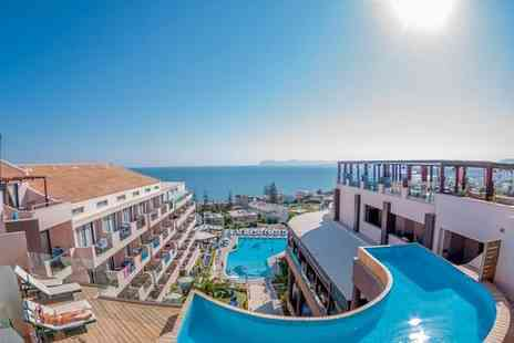 Galini Sea View Hotel - Four Star Adults Only All Inclusive Scenic Escape - Save 0%