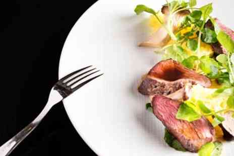 Glazebrook House - Dartmoor, Delicious tasting menu meal for 2 - Save 25%
