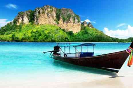 Away Holidays - Five star Krabi week with flights & breakfast - Save 0%