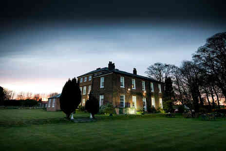 Rowley Manor Hotel - Overnight Yorkshire stay for two people with breakfast or include two-course dining, choose a standard or four poster room - Save 42%