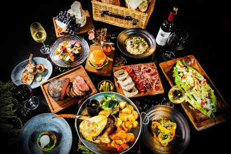 Malmaison - Sunday lunch for two people with unlimited hors d oeuvres - Save 25%
