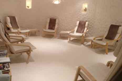 Edinburgh Salt Rooms - One or Two One Hour Salt Sessions - Save 66%