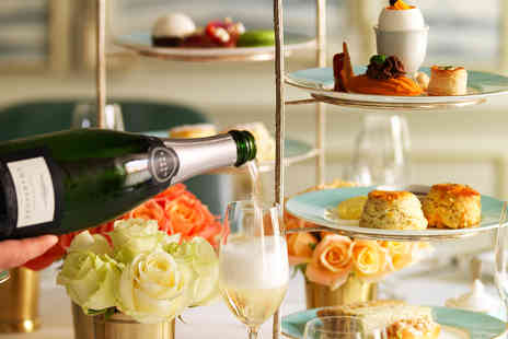 Fortnum & Mason - Visit to the Buckingham Palace State Rooms with Champagne Afternoon Tea for Two - Save 0%