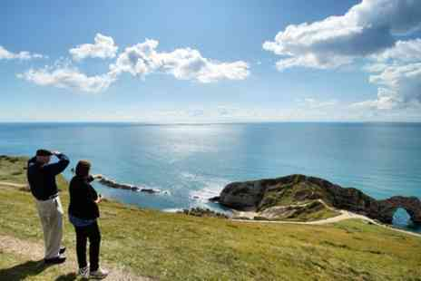 DayTrippa UK - 10 Stops along the Jurassic Coast, Full Day Tour from Weymouth - Save 0%