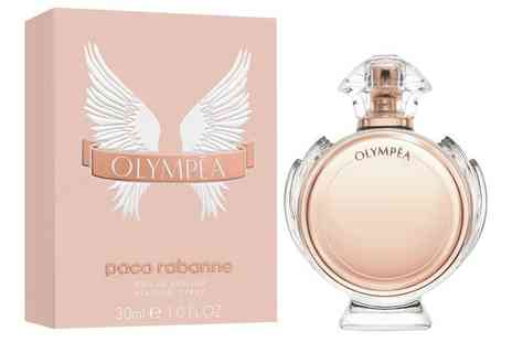 Groupon Goods Global GmbH - One or Two Bottles of Paco Rabanne Olympea Eau de Parfum 30ml - Save 14%