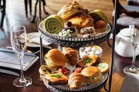 Hotel du Vin - Afternoon tea for 2 at buzzy Bristol bistro - Save 33%