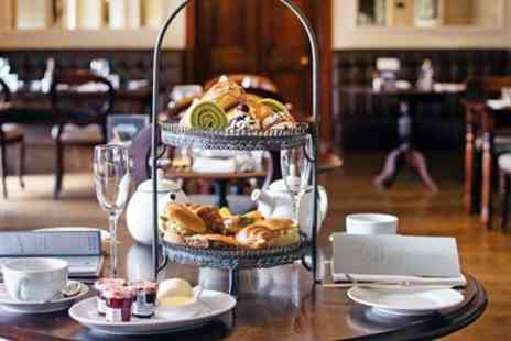 Hotel du Vin - Afternoon tea for 2 at 2 at high profile bistro - Save 33%