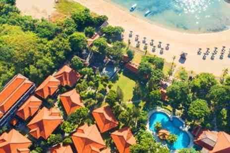 Southall Travel - Luxury Bali week with meals fly from Manchester - Save 0%