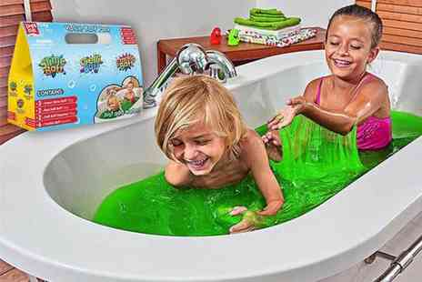 Zimpli Kids - Zimpli Kids Value Baff Pack slime gift set - Save 50%