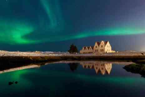 Bargain Late Holidays - Two to Five Nights at a Choice of Hotels with Flights, Northern Lights Tour and Option for More Tours - Save 0%