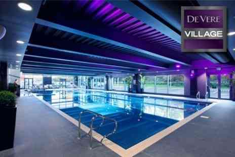 Village Hotel Leeds South - Ten One Day Spa Passes - Save 90%