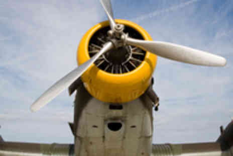 Bournemouth Aviation Museum - Aviation Museum Entry for One Adult and One Child - Save 57%