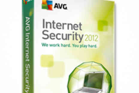 SRE Computing - 12 Months of AVG Internet Security 2012 - Save 80%