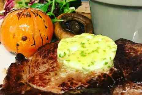 Galleria at Bullocks - Steak Meal and Bottle of Wine for Two or Four - Save 45%